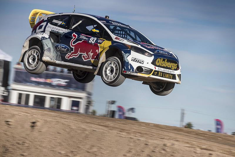Red Bull Global Rallycross Finals 2015 USA - Las Vegas